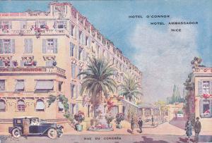 NICE , France , 00-10s ; Hotel O'Conner & Hotel Ambassador