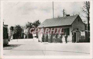Modern Postcard Camp Stetten The Army Camp Entree
