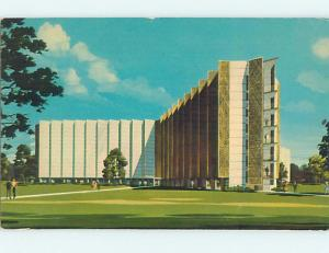 Unused Pre-1980 DORM AT ORAL ROBERTS UNIVERSITY Tulsa Oklahoma OK L6416