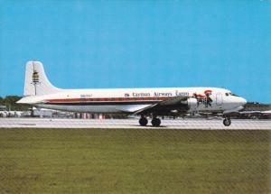 Cayman Airways cargo Airplane , 60-80s #2