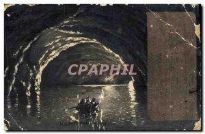 Old Postcard Cave