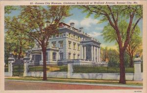 Kansas City Museum Gladstone Boulevard At Walrond Avenue Kansas City Missouri