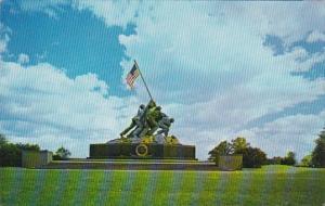 Virginia Arlington U S Marine Corps War Memorial Iwo Jima Statue