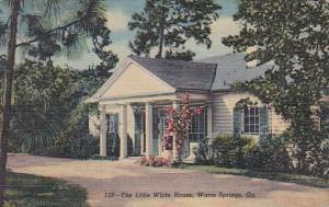 Georgia Warm Springs The Little White House Curteich