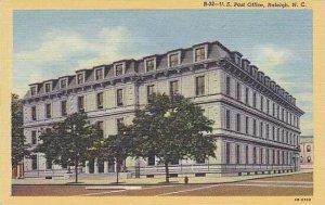 North Carolina Raleigh U S Post Office