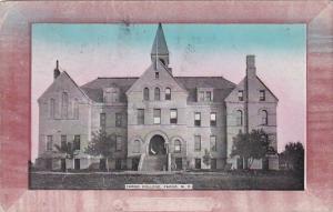 North Dakota Fargo Fargo College 1910