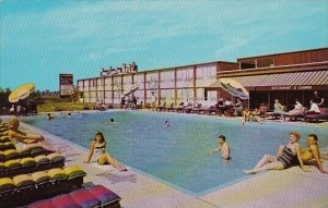 Town & Country Hotel With Pool Columet City Illinois