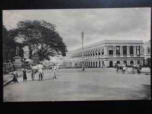 Ceylon / Sri Lanka: COLOMBO, COUNCIL CHAMBERS - Old Postcard