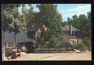 Weston-Westport, Conn/CT Postcard, Cobb's Mill Restaurant