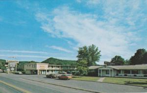 Captain's Table Motel and Restaurant, Rt. I-80, CLEARFIELD, Pennsylvania, 40-...