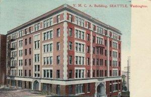 SEATTLE,  Washington , 1911 :  Y.M.C.A. Building