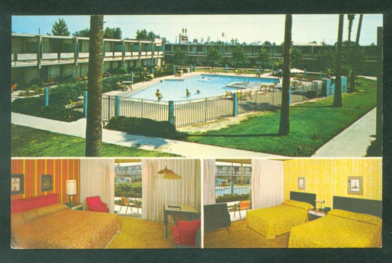 Mission Hills Inn CALIFORNIA 1970s Swimming Pool and Rooms ...