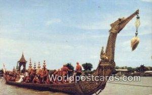 Suwanna Hongse & Nkaraj Bartes Bangkok Thailand 1960