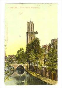 Oude Gracht Gaardbrug, Utrecht, Netherlands, 1900-1910s