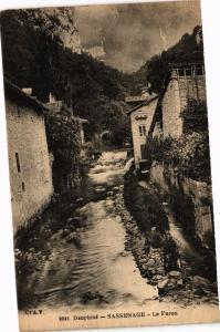 CPA Dauphiné - SASSENAGE - Le Furon (241695)