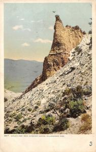 Wyoming~Yellowstone Park~Gardiner Canyon~Eagle's Nest Rock~Detroit Pub Co~1905