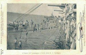 Editrice la rivista quindicinale la lega navale spezia - Navy 03.05