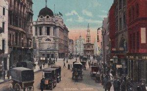 LONDON, England, PU-1923; Strand