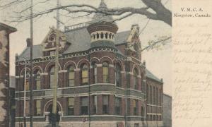 KINGSTON , Ontario , PU-1906 ; Y.M.C.A.