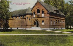Iowa Grinnell Women's Gymnasium