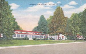 DECATUR , Georgia, 30-40s , Scottish Rite Hospital
