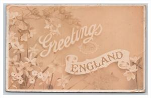 15071  Greetings from England RPC