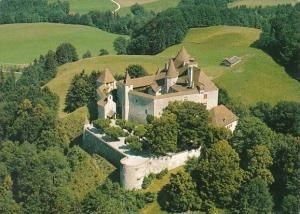Switzerland Gruyere Le Chateau