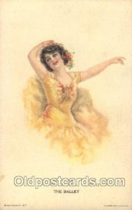 American Girl No. 90 Artist Signed Alice Luella Fidler (USA) Unused close to ...