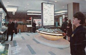NEW YORK CITY , Worlds Fair , 1964-65 ; Story of Banking