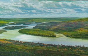 Canada Peace River British Columbia