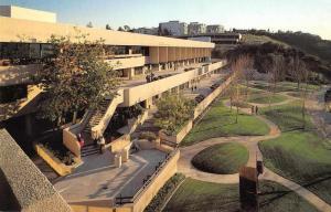 Los Angeles California University of Judaism Campus View Postcard JD933990