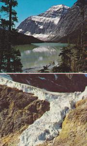 Mt Edith Cavell , Jasper Park , Alberta, Canada , 50-60s