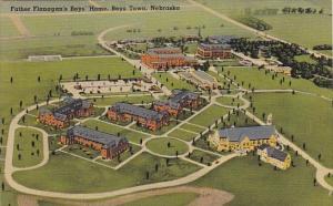 Father Flanagan Boys Home Boystown Nebraska