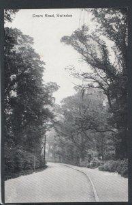 Wiltshire Postcard - Drove Road, Swindon    RS16813