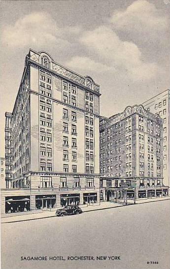Sagamore Hotel, Rochester, New York,00-10s