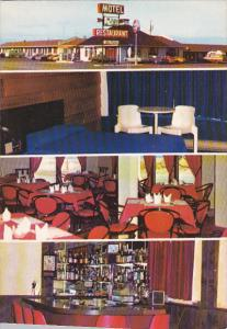 4-Views, Dining Room, Coctail Lounge, Bar, Motel Restaurant La Vigie, Matane,...