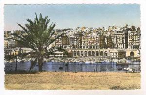 RP  ALGER.- Vue de l´Armiraute, Algeria, Pu-1960