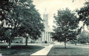 Pennsylvania State College Campus Walk To Old Main Pennsylvania S...
