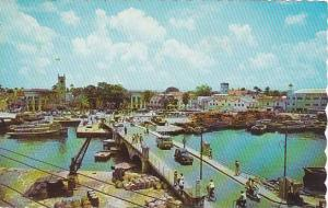 Barbados Bridgetown Chamberlain Bridge