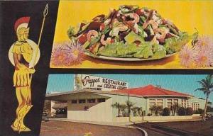 Florida St Petersburg Louis Pappas Restaurant &  Cocktail Lounge