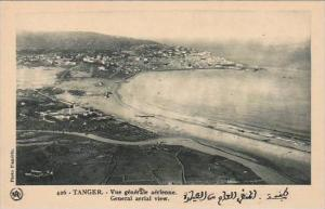 Morocco Tanger General aerial view 1920-30s
