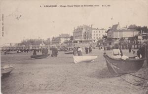 Arcachon , France , PU-1906 ; Plage