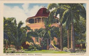 NASSAU , Bahamas , 30-40s; The Nassau Public Library