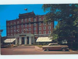 Unused Pre-1980 HOTEL SCENE Charlottetown Prince Edward Island PE B0790
