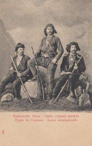 Russia , Types du Caucase , 00-10s
