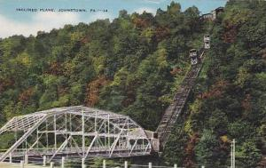 Inclined Plane, Johnston, Pennsylvania, 30-40s