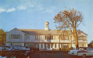 Rockport MA 1956 Chrysler Sedan~Other Cars~Motel Peg Leg~Belfry~