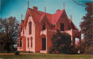 Holly Springs Mississippi~Airliewood~Pink House~Swiss Chalet~General Grant~1950s