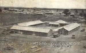 Headquarters Camp Dix in Wrightstown, New Jersey