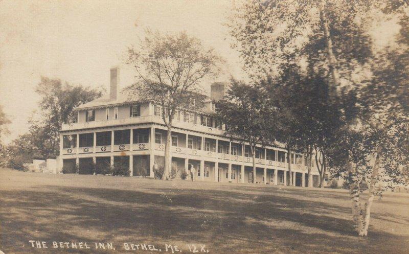 RP; BETHEL , Maine , 1922 ; Bethel Inn ; #3